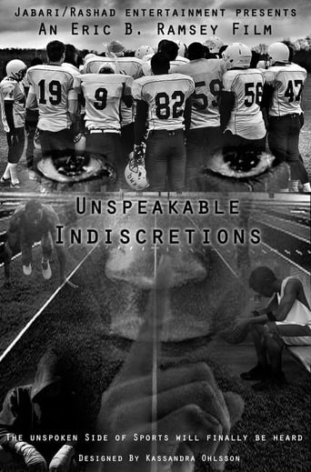 Poster of Unspeakable Indiscretions