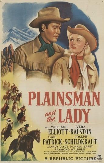 ArrayThe Plainsman and the Lady