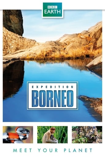 Poster of Expedition Borneo