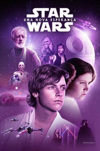 Guerra nas Estrelas - Poster