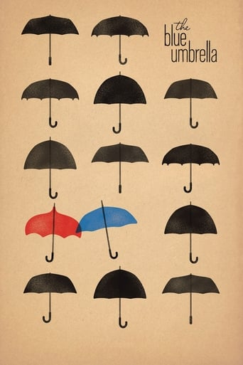The Blue Umbrella image