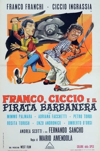 Poster of Franco, Ciccio e il pirata Barbanera