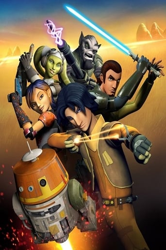 Poster of Star Wars Rebels: The Machine in the Ghost