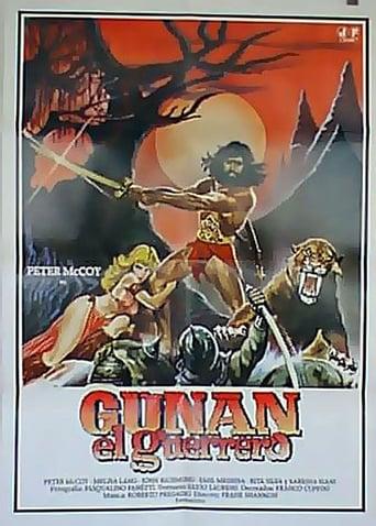 Poster of Gunan, King of the Barbarians