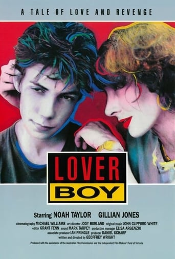 Poster of Lover Boy