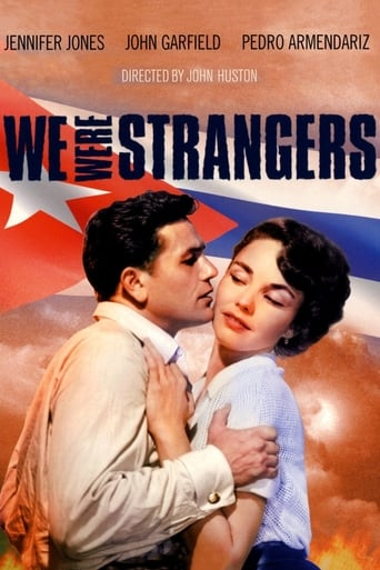 Poster of We Were Strangers