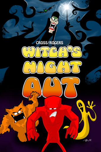 Poster of Witch's Night Out