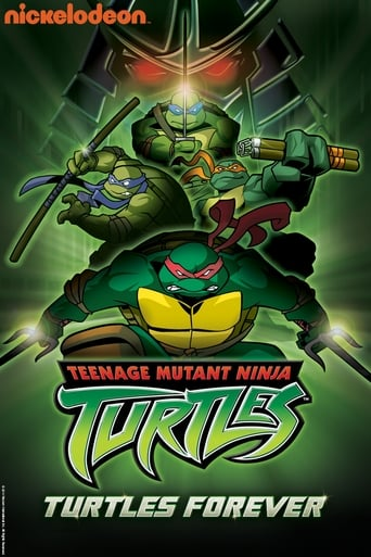 Poster of Turtles Forever