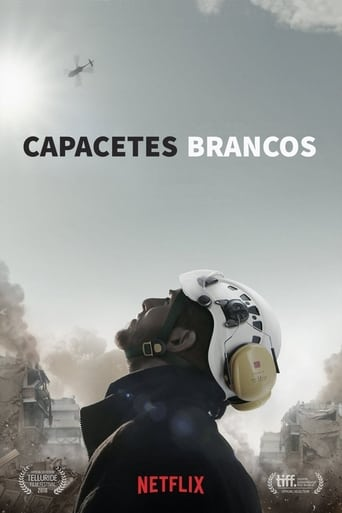 Os Capacetes Brancos - Poster
