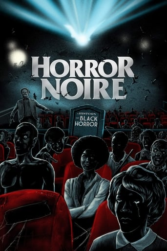 Poster of Horror Noire: A History of Black Horror
