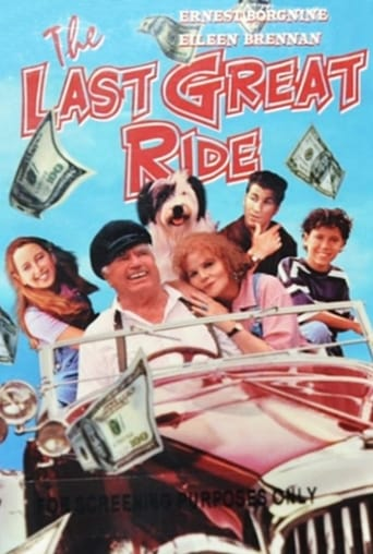 Poster of The Last Great Ride