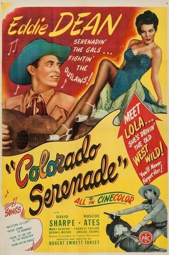 Poster of Colorado Serenade