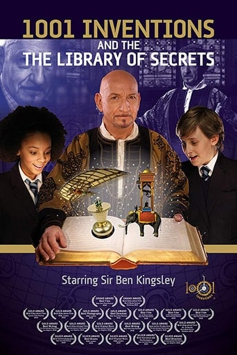 1001 Inventions and the Library of Secrets