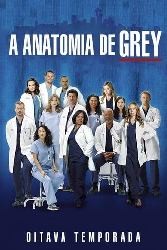 Anatomia de Grey 8ª Temporada - Poster