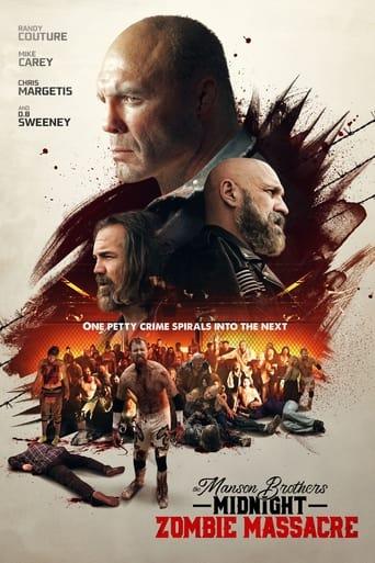 The Manson Brothers Midnight Zombie Massacre (2021)