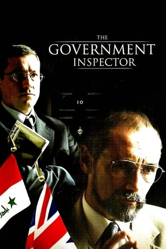 Poster of The Government Inspector