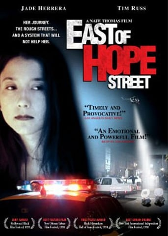 Poster of East of Hope Street