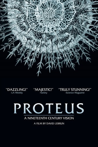 Poster of Proteus: A Nineteenth Century Vision