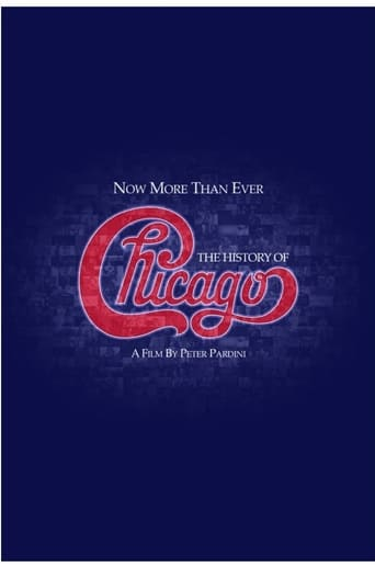 Poster of Now More Than Ever: The History of Chicago