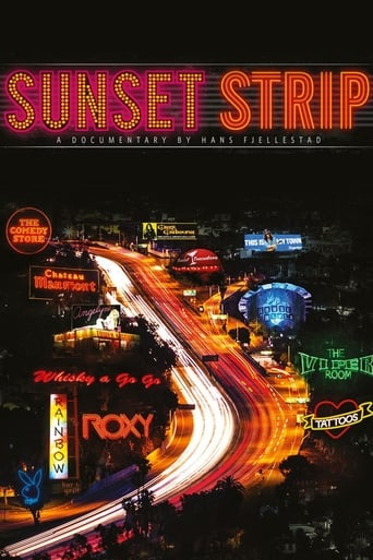 Poster of Sunset Strip