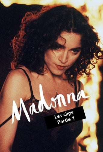 Poster of Madonna - Les clips 1