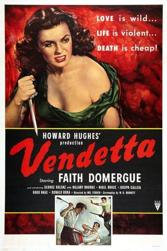Poster of Vendetta