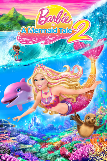Poster of Barbie in A Mermaid Tale 2