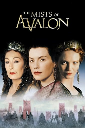 Poster of The Mists of Avalon