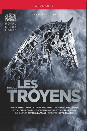 Poster of Les Troyens