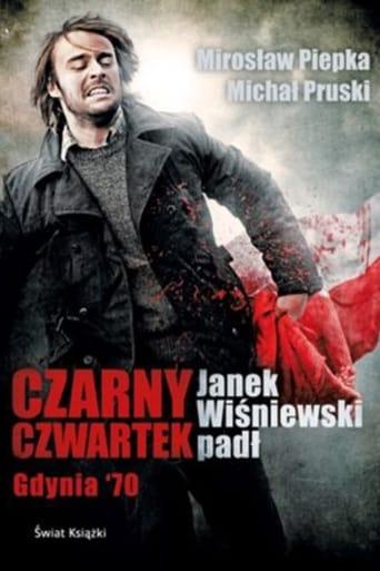 Czarny Czwartek. Janek Wiśniewski padł