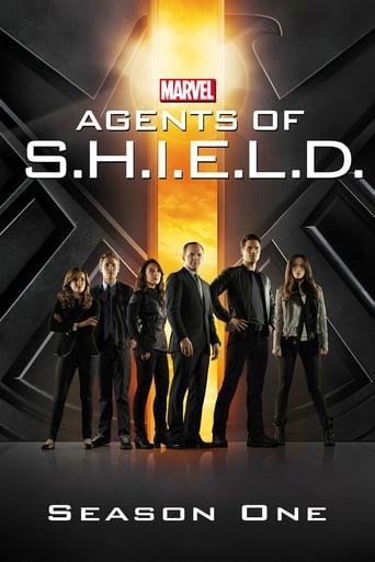 Agentūra S.K.Y.D.A.S / Marvel's Agents of S.H.I.E.L.D. (2013) 1 Sezonas