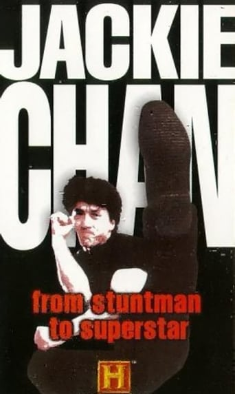 Poster of Jackie Chan - From Stuntman to Superstar