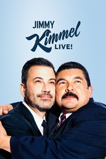 Poster of Jimmy Kimmel Live!