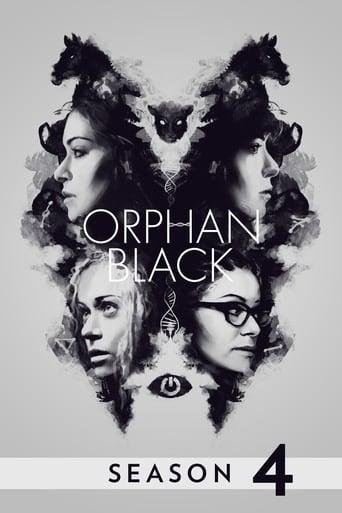 Juodoji našlaitė / Orphan Black (2016) 4 Sezonas