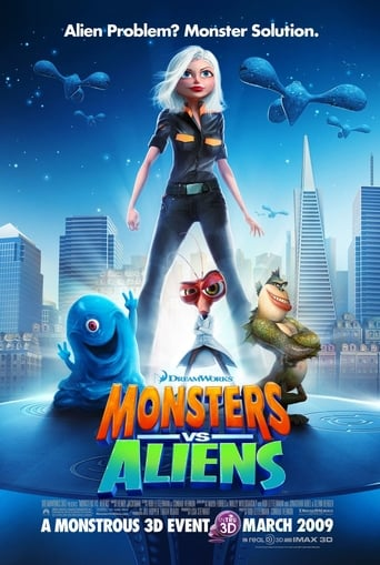 Watch Monsters vs Aliens Online
