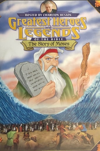 Greatest Heroes and Legends: The Story of Moses
