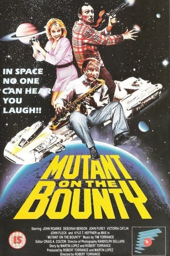 Poster of Mutant on the Bounty