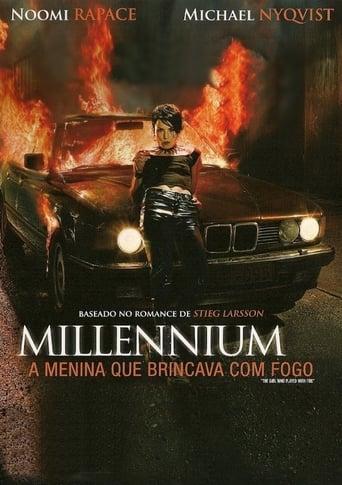 Millennium 2: A Menina que Brincava com Fogo