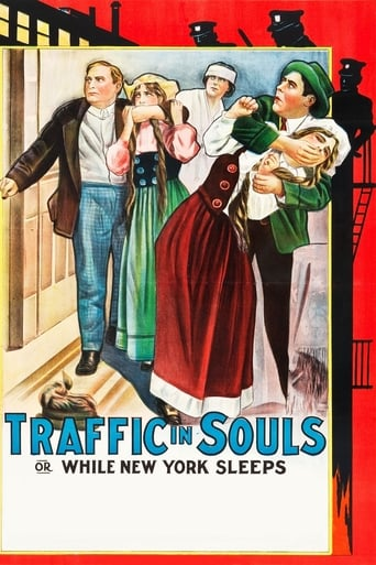 Poster of Traffic in Souls