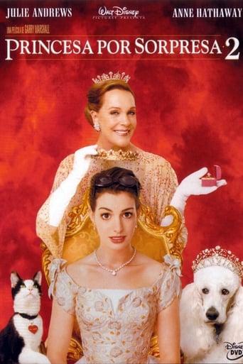 Poster of Princesa por sorpresa 2