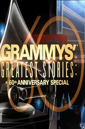Poster of GRAMMYS' Greatest Stories: A 60th Anniversary Special