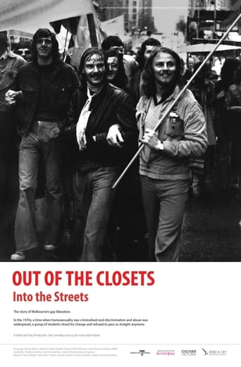 Out of the Closets, Into the Streets