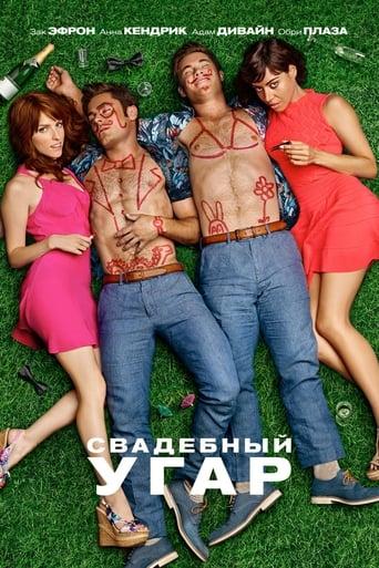 Poster of Свадебный угар