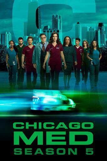 Chicago Med Atendimento de Emergência 5ª Temporada - Poster