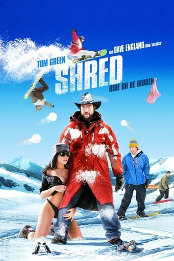 Poster of Shred
