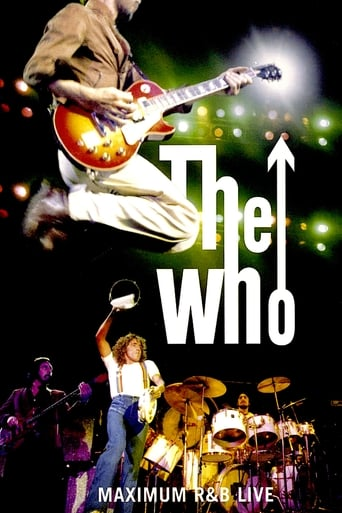 Poster of The Who: Maximum R&B Live