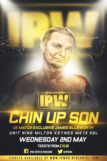 Poster of IPW:UK Chin Up Son