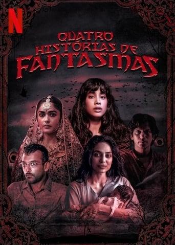 Quatro Histórias de Fantasmas - Poster