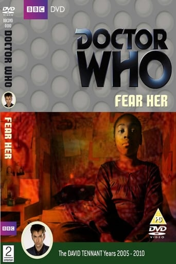 Poster of Doctor Who: Fear Her fragman