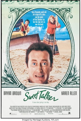 Poster of Sweet Talker